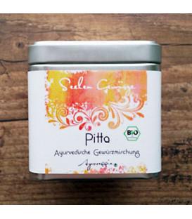 Pitta Masala organiczna mieszanka przypraw, 50 g pudełko Ayurveggie