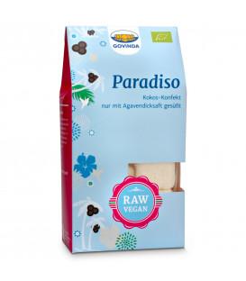 Kokosowe ciasteczka Paradiso Raw Vegan Organic, 100 g Govinda