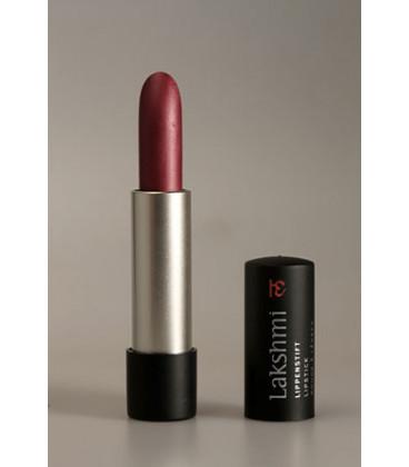 Ajurwedyjska BIO Pomadka - kolor Rubinowa czerwień Lakshmi