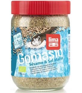 GOMASIO - SÓL SEZAMOWA BIO 225 g - LIMA