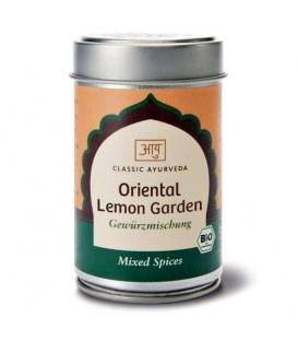 Organiczna mieszanka przypraw Oriental Lemon Garden, 50 g Classic Ayurveda