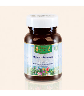 BIO Suplement diety dla mężczyzn Men's Rasayana, 60 tabletek Maharishi Ayurveda