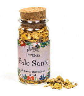 Palo Santo incense chips -- 7 g  30 ml