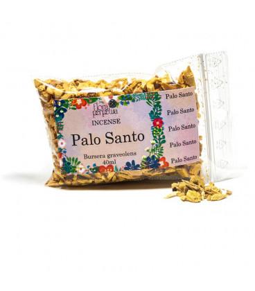 Palo Santo kadzidło sypkie w wiórkach, 12 g (saszetka) Flora Perpetua