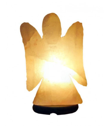 LAMPA SOLNA HIMALAJSKA ANIOŁEK