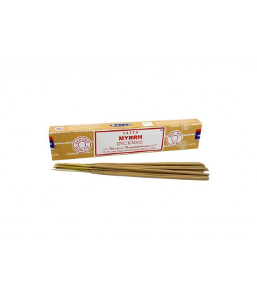 Incense Satya Myrrh -- 15 g