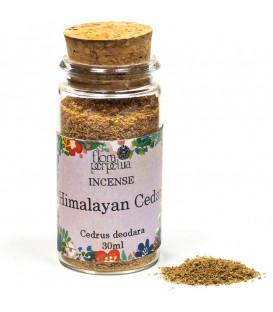 Himalayan Cedar herbal incense -- 6 g  30 ml