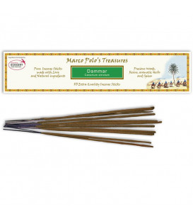 Incense Marco Polo's Treasures Dammar -- 30 g