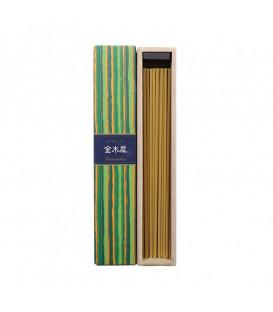 KAYURAGI Incense Osmanthus -- 40 g  14 cm