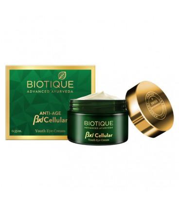 Biotique BIO BXL YOUTH EYE CREAM 15GM 15g