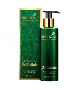 Balsam do ciała BIO BXL Cellular HYDRATING 190ml Biotique Advanced Ayurveda
