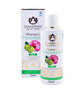 BIO Szampon do włosów suchych i łamliwych Vata 200ml Wholistic Wellness Maharishi Ayurveda (BDIH)