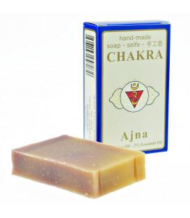 Mydło naturalne na 6 czakrę, Czakra Trzeciego Oka, Ajna, 70 g Fiore D'Oriente