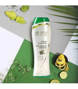 Szampon przeciwłupieżowy z tymiankiem i drzewem herbacianym 250 ml Jovees