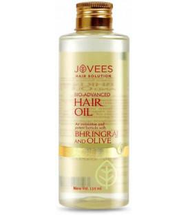 Regenerujący olejek do włosów BIO-Advanced Bhringraj & Olive 100ml Jovees