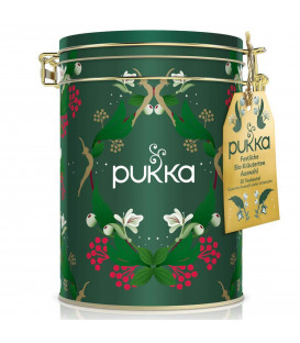 Pukka Herbal Collection Tea Caddy, 30 teabags