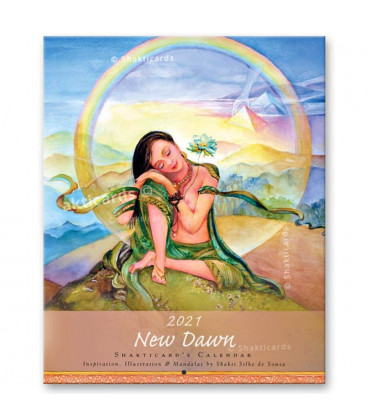 "Shakticards Calendar ""New Dawn"" 2021"