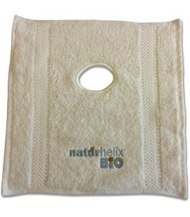 Organiczny ręcznik ochronny do Świec Naturhelix