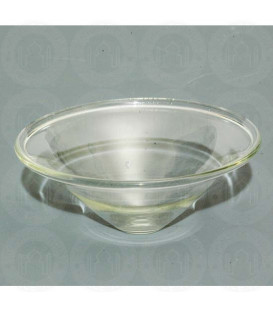 Szkiełko zapasowe do lamp do aromaterapii średnica 8 cm