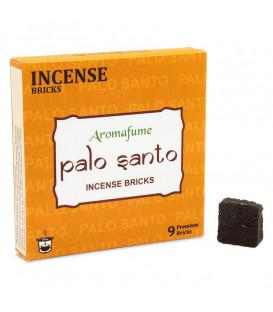 Brykiet zapachowy Palo Santo, 40g 9szt. Aromafume