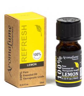 Olejek eteryczny - Cytryna (Lemon), 10 ml. Aromafume