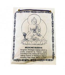 Kadzidło tybetańskie w proszku Medicine Buddha 40 g Gangchen