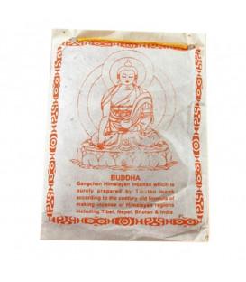 Kadzidło tybetańskie w proszku Buddha 40 g Gangchen