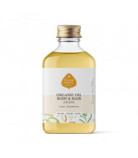 BIO Olejek Arganowy ochronno-regeneracyjny Body & Hair, organic 100 ml Eliah Sahil