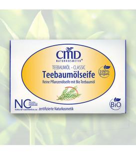 Mydło BIO Vegan z olejkiem z drzewa herbacianego 100 g CMD