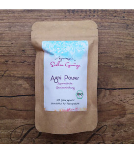 Agni Power organiczna mieszanka przypraw, 50 g pudełko Ayurveggie