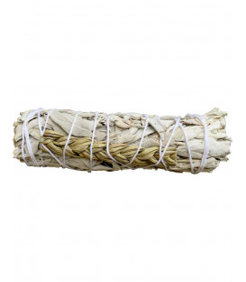 Pęczek 3w1 Biała Szałwia, Cedr Czerwony & Słodka Trawa - Święta Trójka Indian