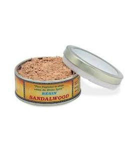 Kadzidło Naturalne żywiczne w proszku - Drzewo Sandałowe - 1 kg. Song of India