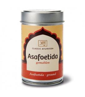 Asafoetida i Kozieradka, mielone, 70 g Classic Ayurveda