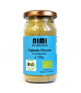 Triphala Churna organic, Nimi Ayurveda (100 g | 250 g | 1 kg) (100 g)