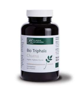 Bio Triphala Churna, 100 g. Classic Ayurveda