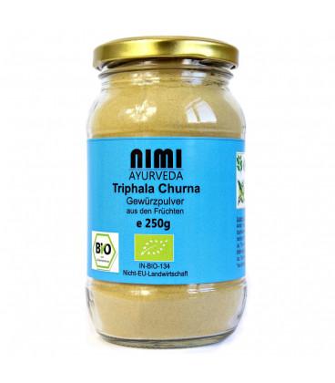 Triphala Churna organic, Nimi Ayurveda (100 g | 250 g | 1 kg) (250 g)
