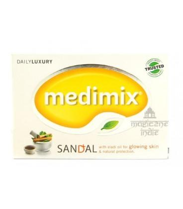 Mydło Sandałowe 125g (dla skóry z niedoskonałościami)Medimix