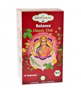 Herbata Harmonizująca Aurę i 7 Czakr (Classic Chai Harmony) - 16 torebek,Shoti Maa